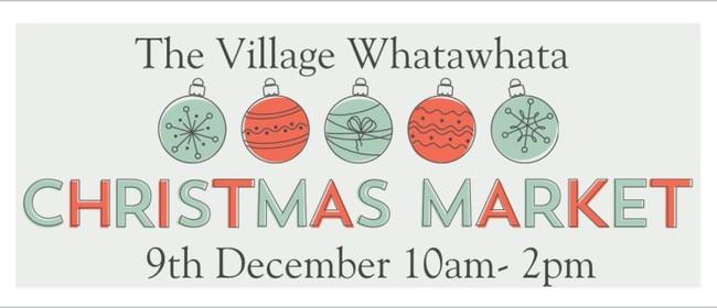 Hamilton Christmas Market.The Village Whatawhata Christmas Market Hamilton Stuff