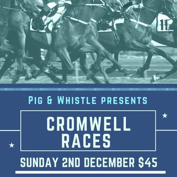 Cromwell Races Breakfast + Bus