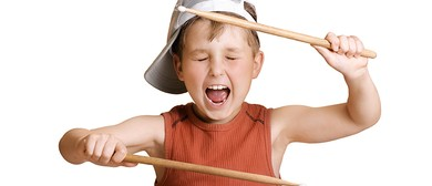 TAPAC Summer Holiday Programme Bucket Drumming (5-8 years)