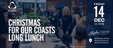 Christmas for our Coasts' Long Lunch