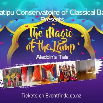 The Magic Of The Lamp - Aladdin's Tale