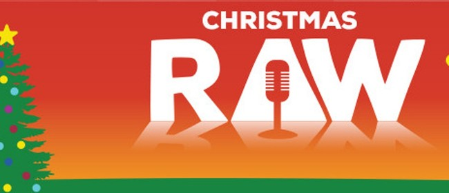 Raw Comedy: Open Mic Night