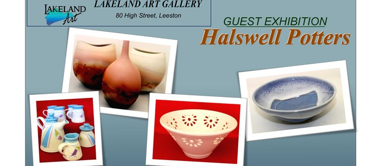 Halwell Potters 2018 Exhibition