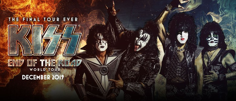 Kiss - End Of The Road Tour: CANCELLED