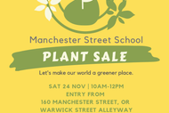 Image for event: Manchester Street School Annual Plant Sale