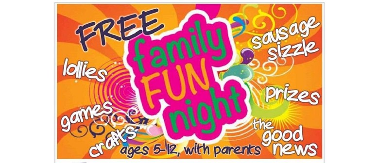 Community Family Fun Night