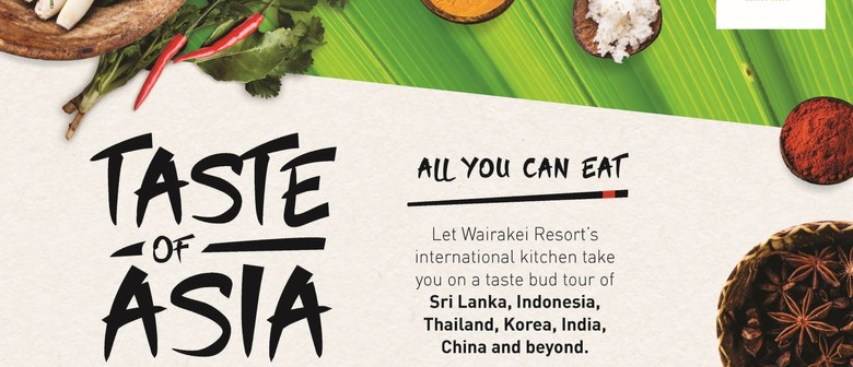Taste of Asia Buffet