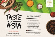 Image for event: Taste of Asia Buffet