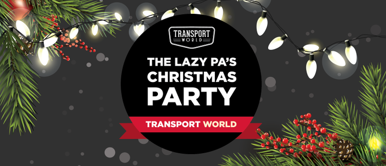 The Lazy PA's Christmas Party