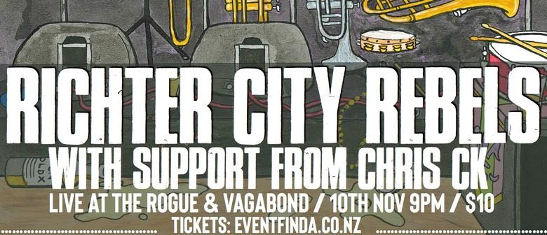 Richter City Rebels at the Rogue and Vagabond