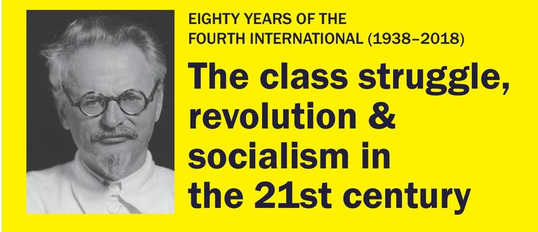 Public Meeting: 80 Years of The Fourth International