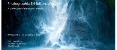 Photographic Exhibition - Weather