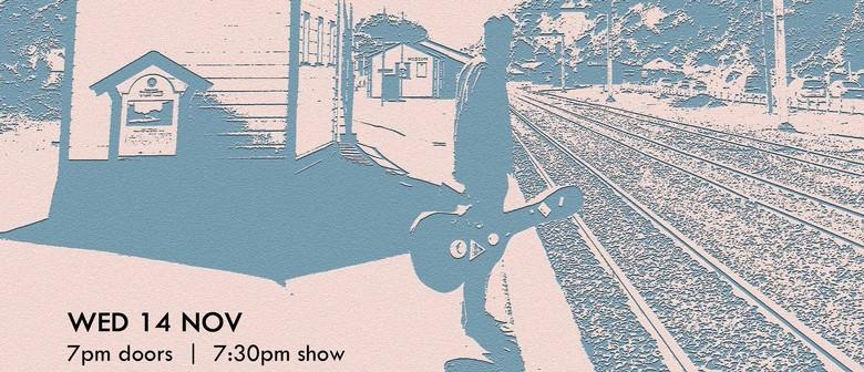 Monty Bevins Traveller EP Launch Tour By Train