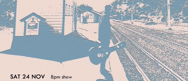 Monty Bevins EP Launch Tour By Train