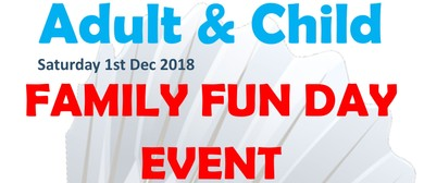 Adult & Child - Family Fun Day Event 2018
