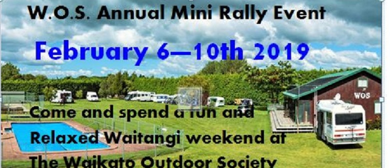 WOS Annual Waitangi Weekend Mini-Rally
