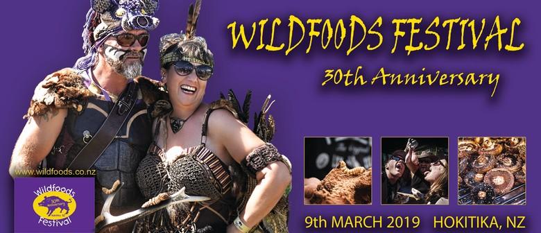 Hokitika Wildfoods Festival 2019