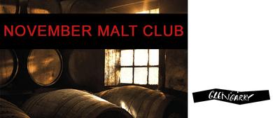 November Malt Club - Cheese and Mystery Treats