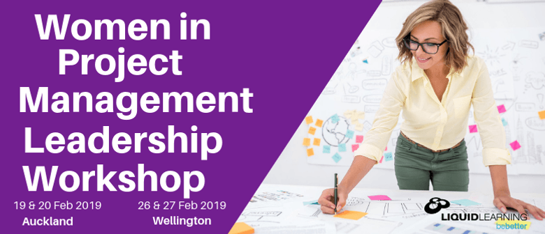 Women in Project Management Leadership Workshop