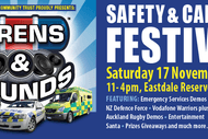 Image for event: Sirens & Sounds Safety & Careers Festival