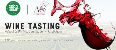 Wine Tasting - The Ned