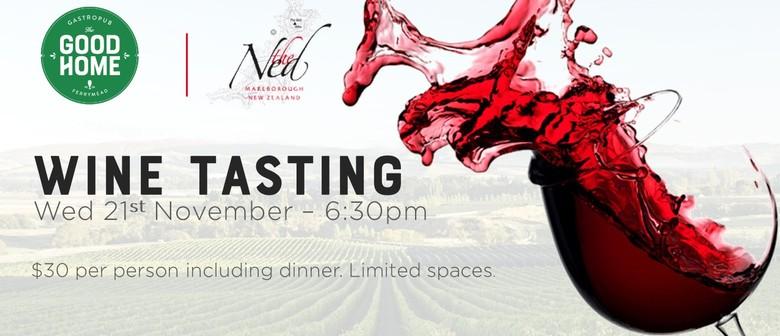 Wine Tasting - The Ned