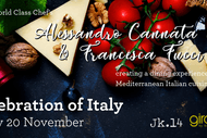 Image for event: Celebration of Italy