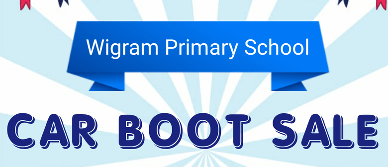 Wigram Primary Car Boot Sale