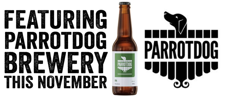 Brewery of The Month: ParrotDog