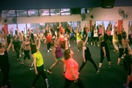 Image for event: Zumba Fitness with Pamela Ruth