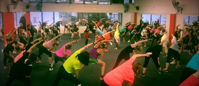 Zumba Fitness with Pamela Ruth