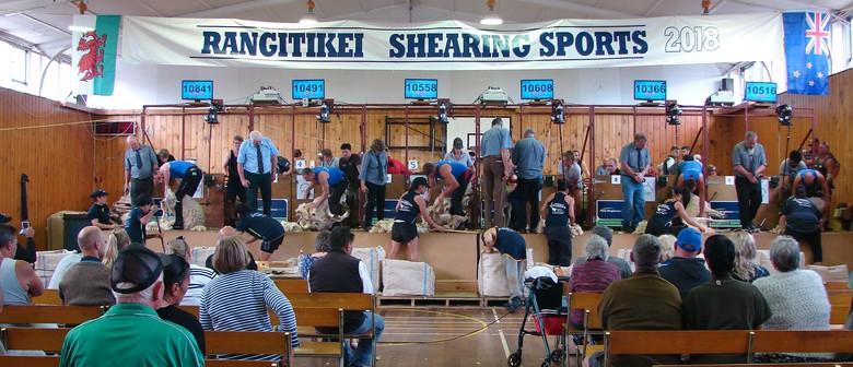 Rangitikei Shearing Sports 2019
