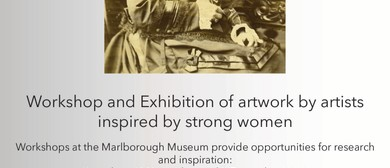 Strong Women Standing Tall Exhibition