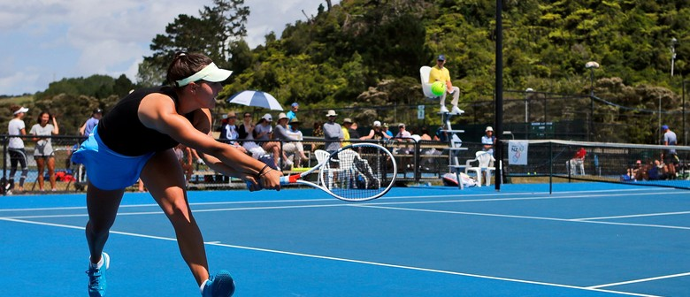 Pascoes New Zealand Tennis Championships