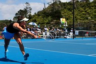 Image for event: Pascoes New Zealand Tennis Championships