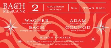 Bach Musica NZ: Christmas Surprise