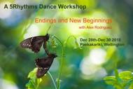 Image for event: A 5Rhythms Weekend Dance Workshop