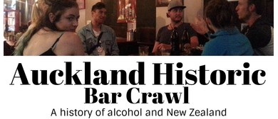 Auckland Historic Bar Crawl