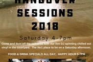Image for event: The Hangover Sessions Summer 2018 - Live Vinyl DJ