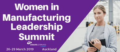 Women In Manufacturing Leadership Summit