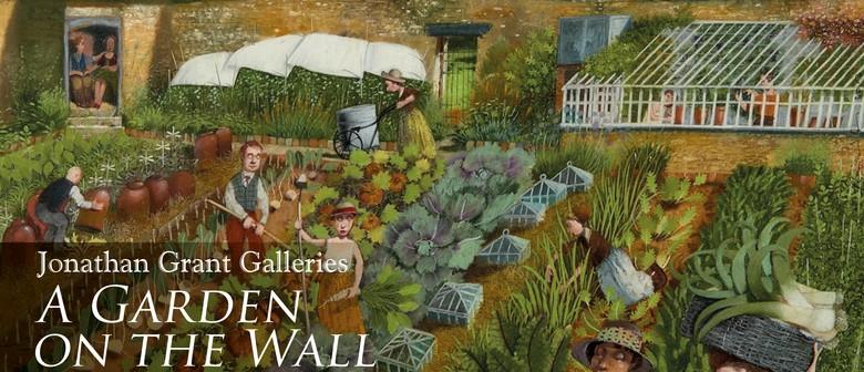 A Garden On The Wall