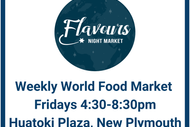 Image for event: Flavours Night Market