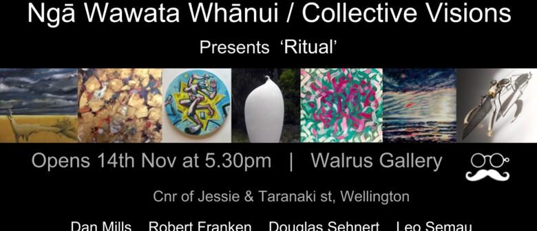 Ritual - An Exhibition from Ngā Wawata Whānui