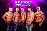 Image for event: Sydney Hotshots - Male Revue