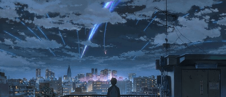 Japanese Film Night - Your Name
