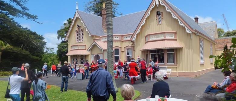 Highwic Christmas Garden Party