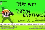 Image for event: Cardio Latino (New Fitness Class)