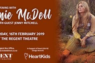 Image for event: An Evening with Jamie McDell and Guest Jenny Mitchell