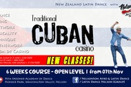 Image for event: Cuban Casino - Open Level (6 Weeks Course)