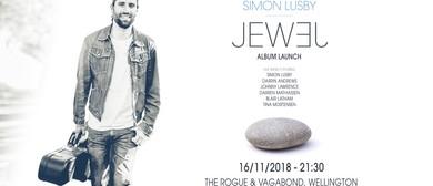Simon Lusby - Jewel Album Release